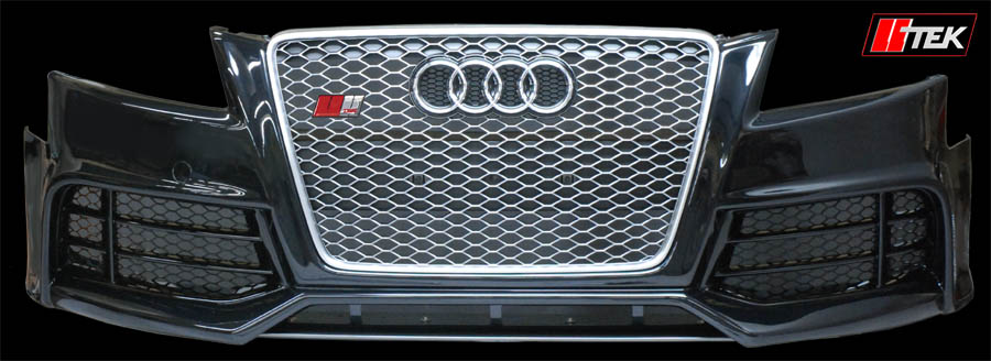 image  bumper and grille combination showing LLTeK badge
