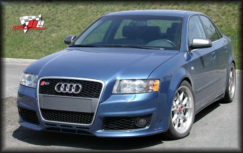 Audi a4 b6 Body Kit Audi a4 b6 Body Kit