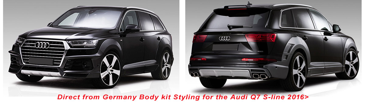 link to audi q7 2016 body kit