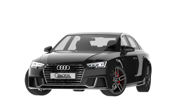 body kit styling audi a4 b9 2017 caractere. Black Bedroom Furniture Sets. Home Design Ideas