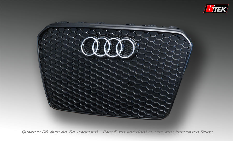 image aftermarket grill audi a5 audi s5