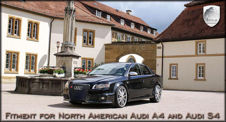 image link - body kit for audi A4 B7 2005