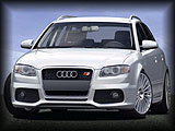 Caractere Styling for Audi A4 B7 Avant