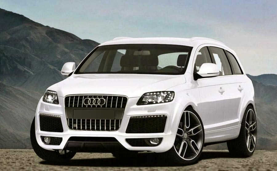 image --- Q7 bodykit by caractere