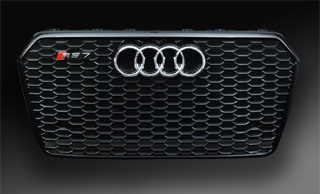image - RS grill styling