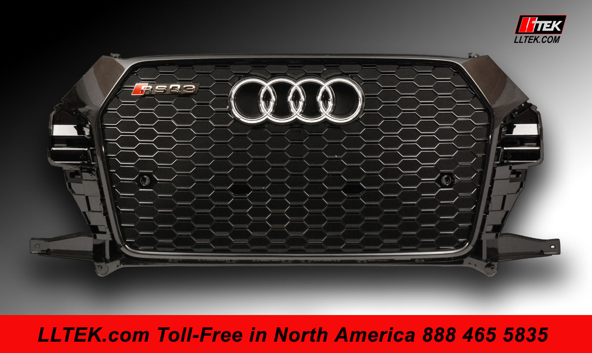 link to audi q3 aftermarket grille