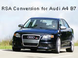 Click and View A4 B7 Conversion to RS4 page