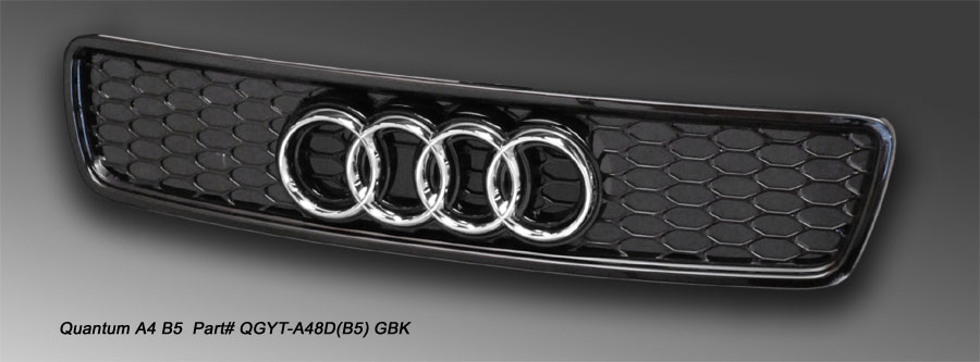 image - gloss black grille with no badge