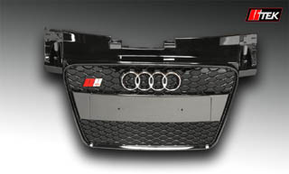 image - single frame Conversion grille for Audi TT by Caractere