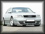 Click and View Body Kit Styling for the Audi A8 D2 by JE Design