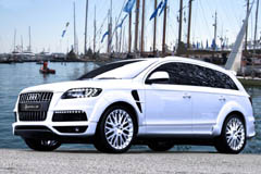 image link - styling for the Audi Q7 facelift by Hofele
