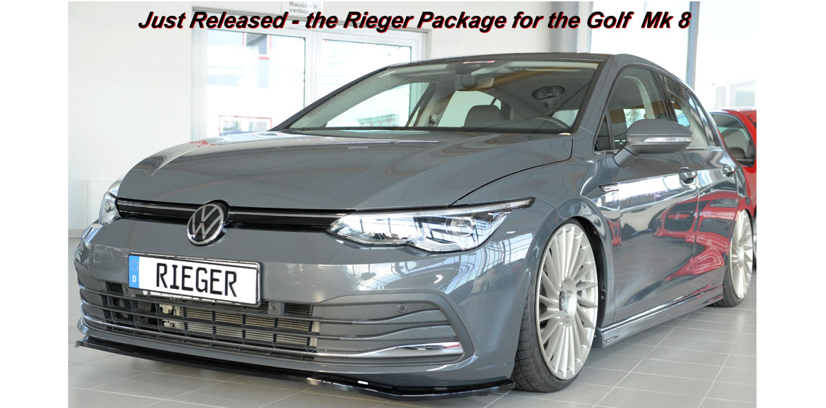 new release golf mk7