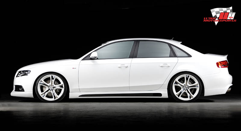 Audi A4 B8 Sedan 2009 And On Body Kit Styling Rieger